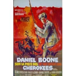 Daniel Boone: Frontier Trail Rider (Belgian)