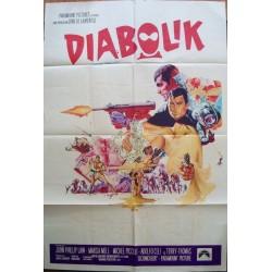 Danger: Diabolik (Argentinean)