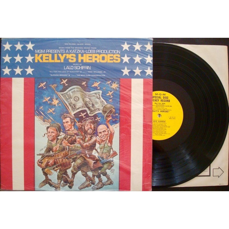 Kelly's Heroes OST