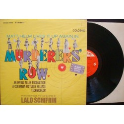 Murderers' Row OST