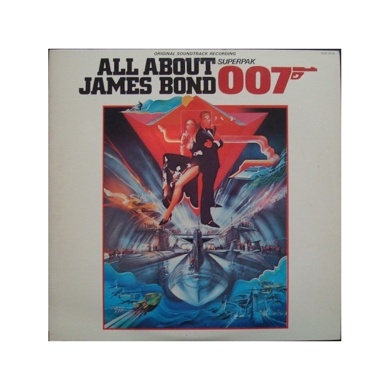 All About James Bond 007 OST