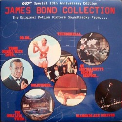 James Bond Collection 10th Anniversary Edition OST
