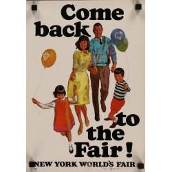 New York World's Fair 1964: Come Back To the Fair