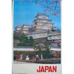 Japan: Himeji castle (1970)