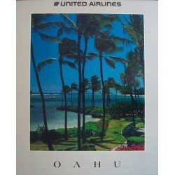 United Airlines - Hawaii (1985)