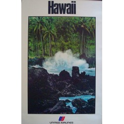 United Airlines - Hawaii (1980)