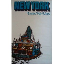 United Airlines - New York (1967)