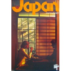 Japan Airlines - Hong Kong Bangkok tour B (1976)