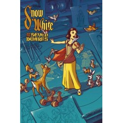 Snow White And The Seven Dwarfs (Mondo R2017)