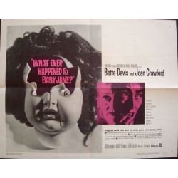 What Ever Happened To Baby Jane? (half sheet)