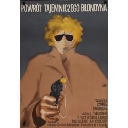 Retour du grand blond (Polish)