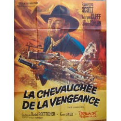 Ride Lonesome (French)