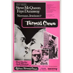 Thomas Crown Affair (Finnish - LB)