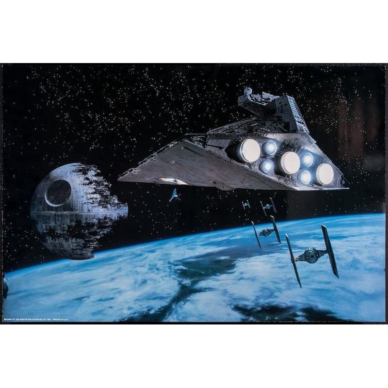 Return Of The Jedi (Jumbo still 2)