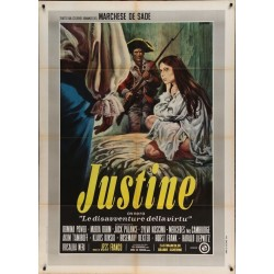 Marquis de Sade: Justine (Italian 2F)