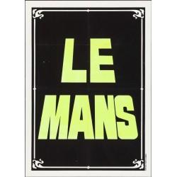 Le Mans (Italin 2F day-glo)