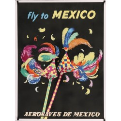 Aeronaves de Mexico: Fly To Mexico (LB)