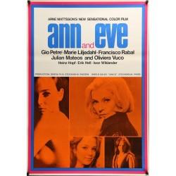 Ann And Eve (Swedish)