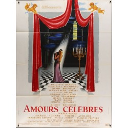 Famous Love Affairs - Les amours celebres (French style A)