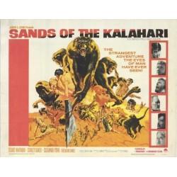 Sands Of The Kalahari (half...
