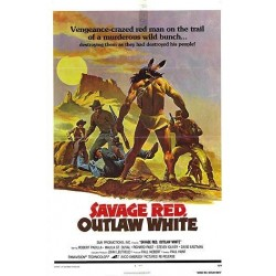 Savage Red Outlaw White