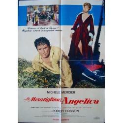 Angelique et le Roy (Italian 1F)