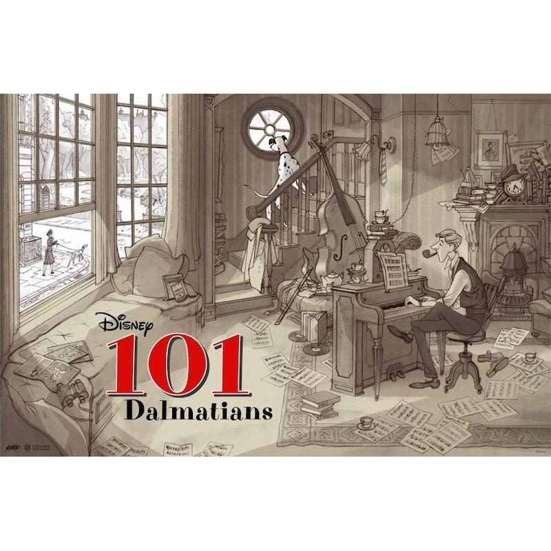 101 Dalmatians (Mondo R2017)