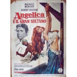 Angelique et le sultan (Italian 2F)