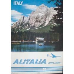 Alitalia Dolomites (1963)