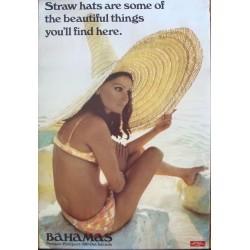 Bahamas: Strawhat (1970)