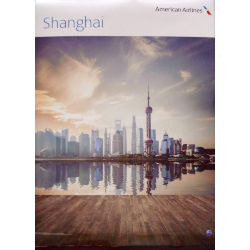 American Airlines Shanghai (2015)