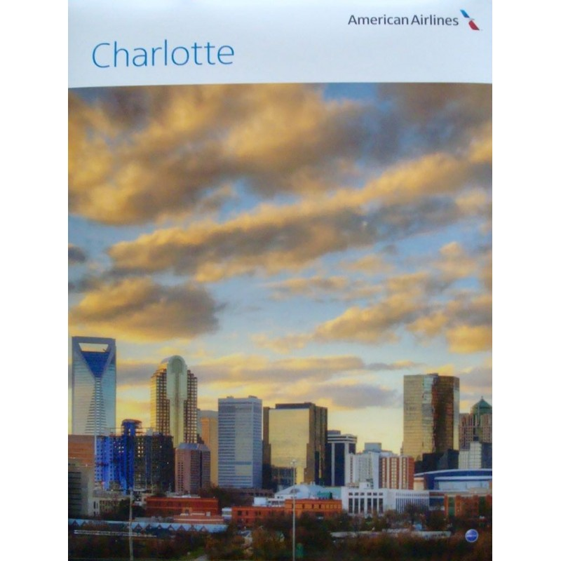 American Airlines Charlotte (2015)