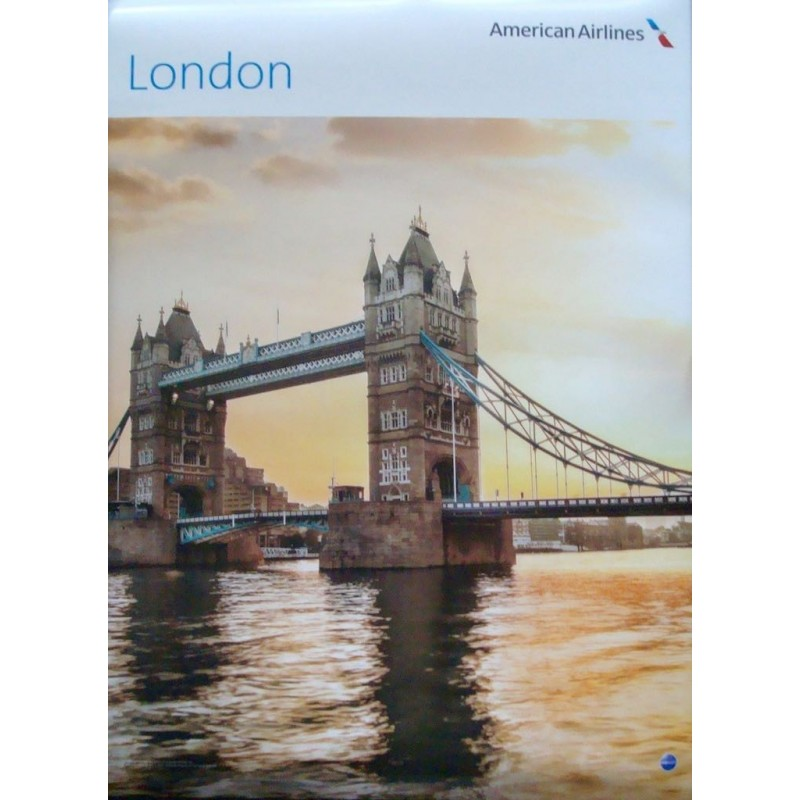 American Airlines London (2015)