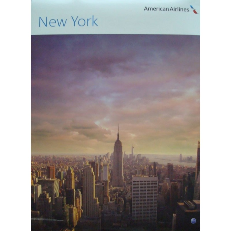 American Airlines New York (2015)