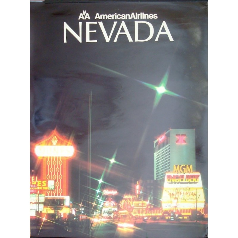 American Airlines Nevada (1980)