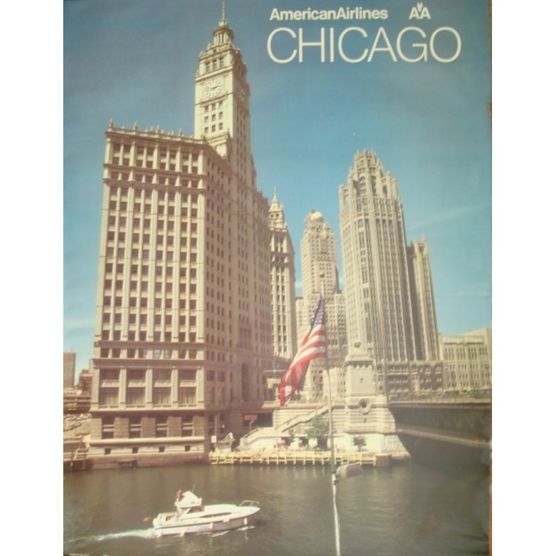 American Airlines Chicago (1980)