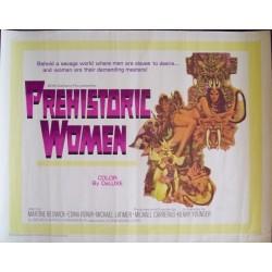 Prehistoric Women (half sheet)