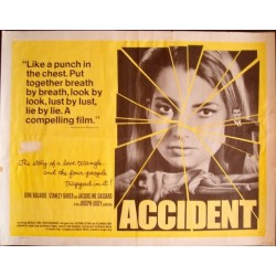 Accident (half sheet)