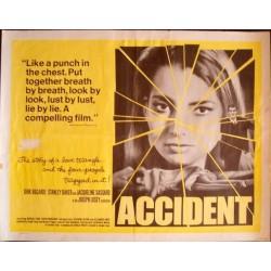 Accident (half sheet)