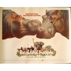 Beautiful People (half sheet)