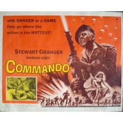 Commando (half sheet)