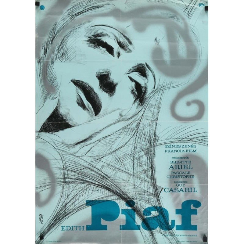 Piaf: the early Years (Hungarian)