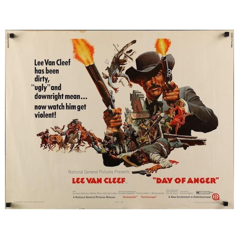 Day Of Anger (half sheet)