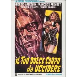 Your Sweet Body To Kill (Italian 2F)