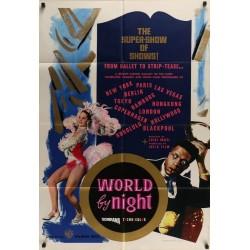 World By Night (Italian 1F)