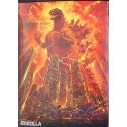 Godzilla The Return (Japanese B1)