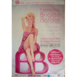 Brigitte Bardot 2009 exhibition