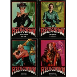 Flash Gordon (Italian LC set of 7)