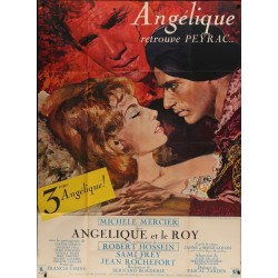 Angelique et le Roy (French)