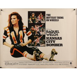 Kansas City Bomber (half sheet)